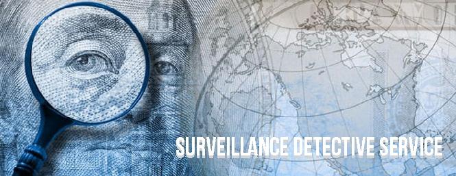 Surveillance-detective-service