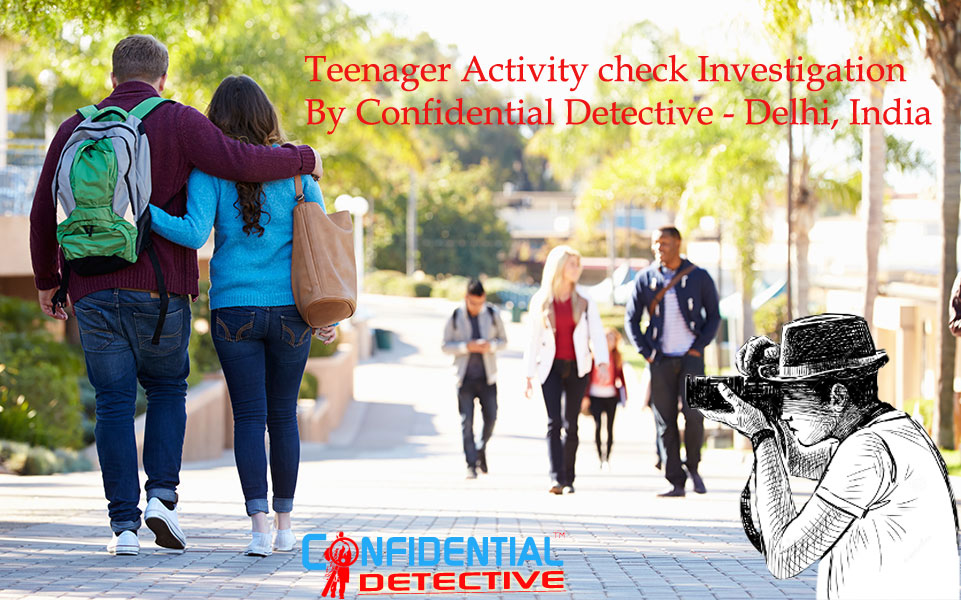 Teenager-Activity-check-Investigation